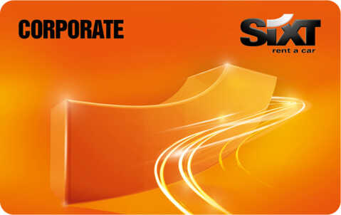 sixt cards corporate klein
