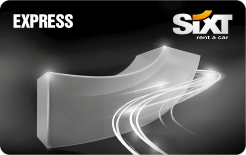 sixt cards express klein