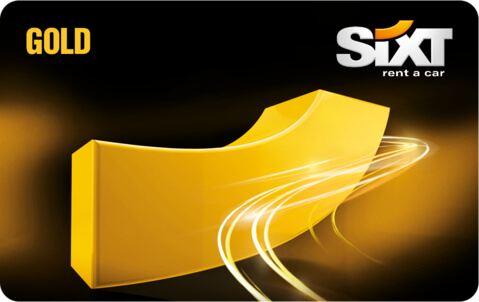 sixt cards gold klein