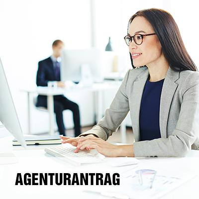 Agenturantrag infopoint