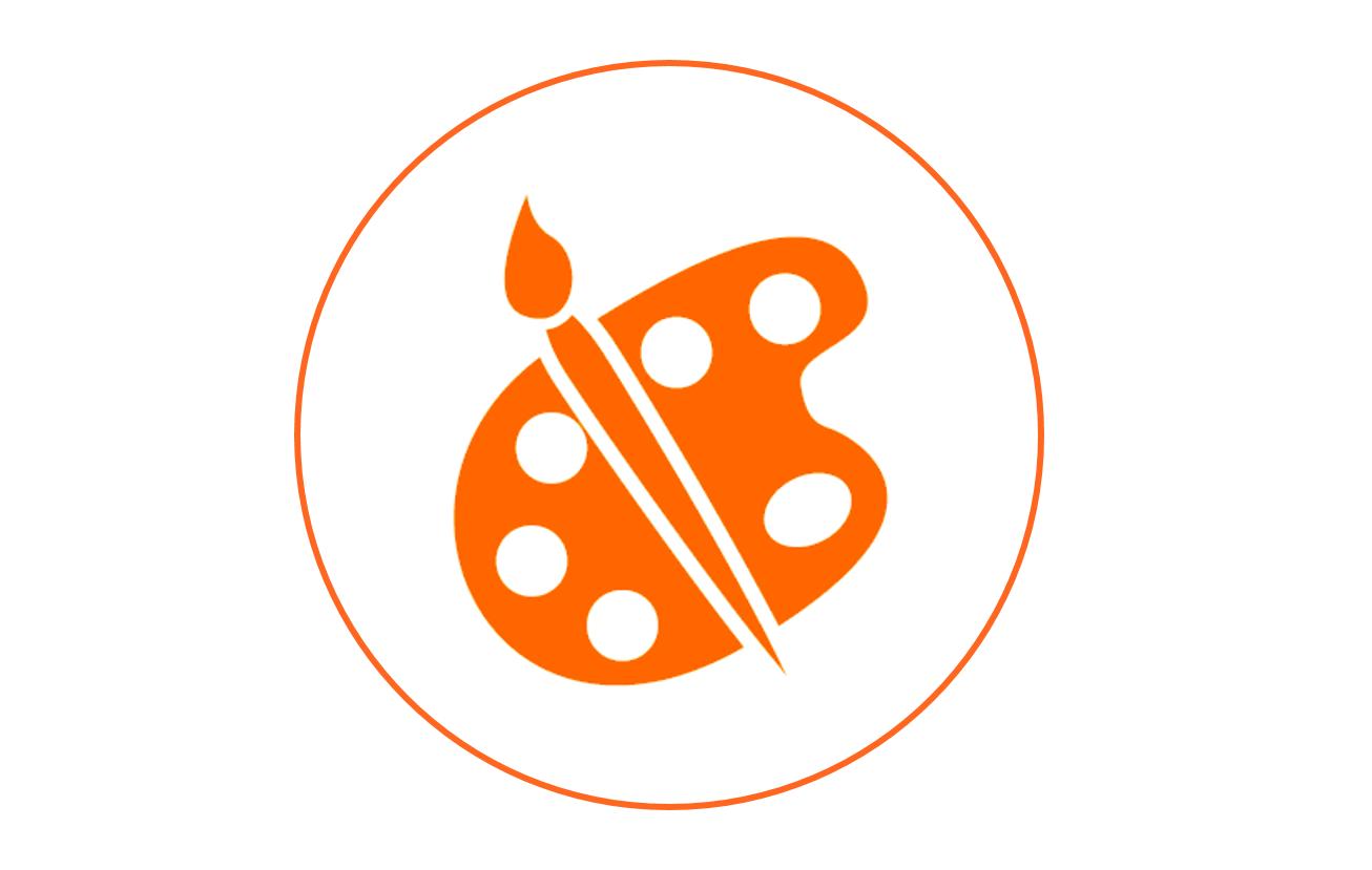 Icon Produktpalette
