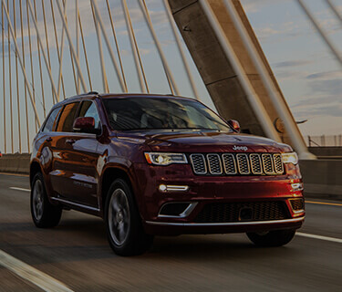 Jeep GrandCherokee Sixt plus Billboard Mobile 1