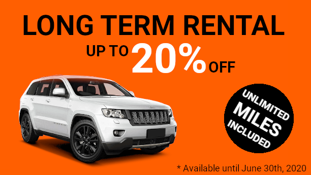 Unlimited Miles On All Standard Models Sixt Rent A Car