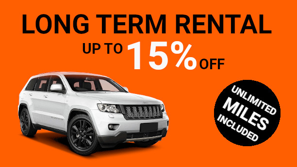 Long term rental offer