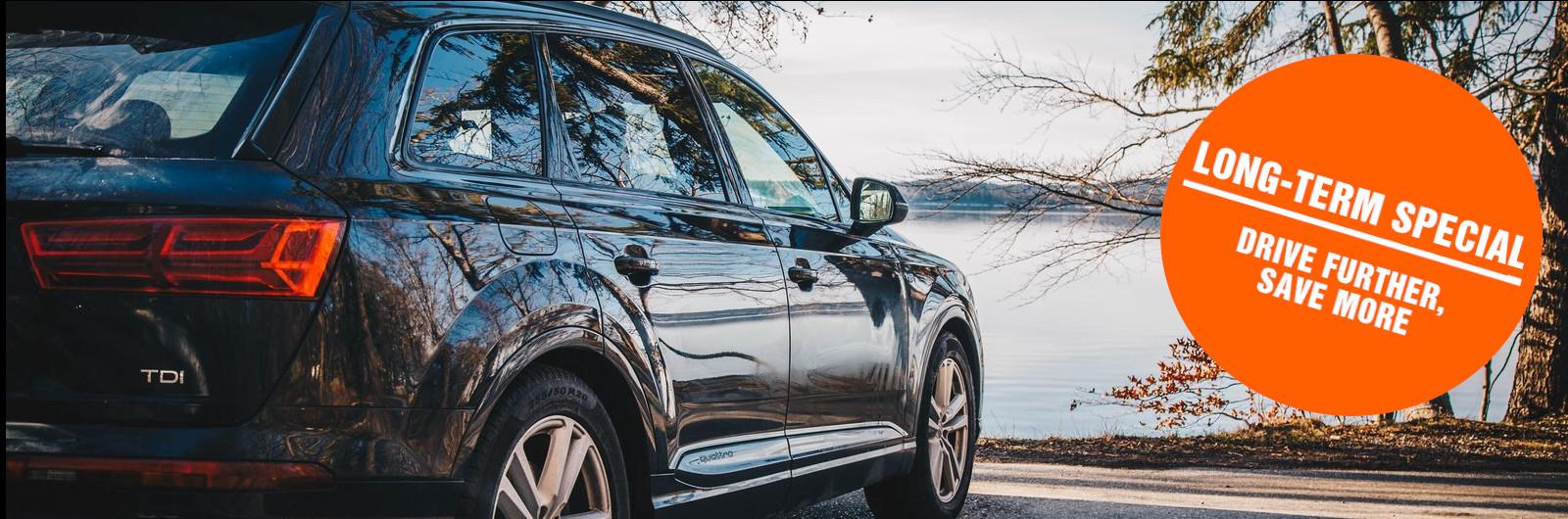 Huge Discounts on Long Term & Monthly Car Rental | SIXT - Sixt Car rental