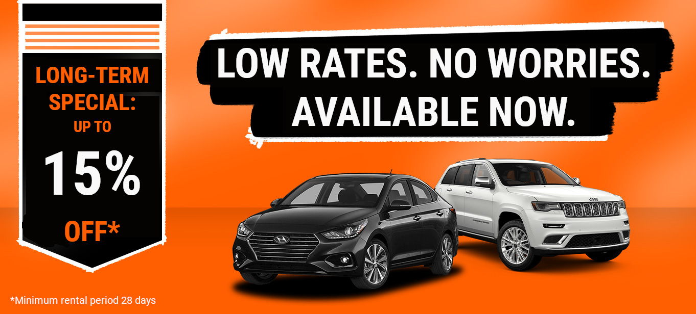 Long term car rental 15
