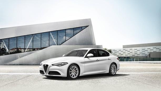 alfa car modernbuilding spring