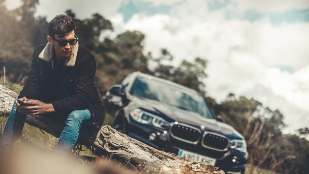bmw x5 man autumn