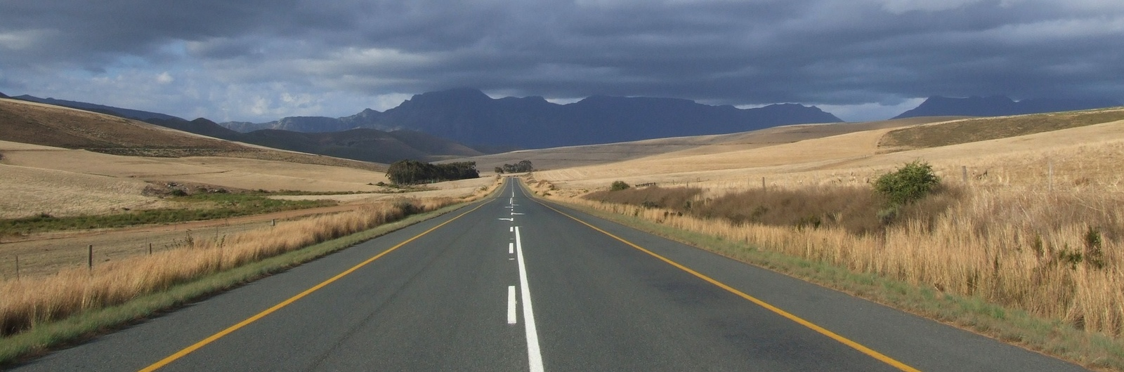 city header southafrica road mountains