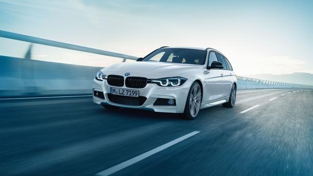 BMW 3er Touring 1