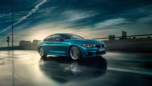 BMW 4er Coupe 1 1