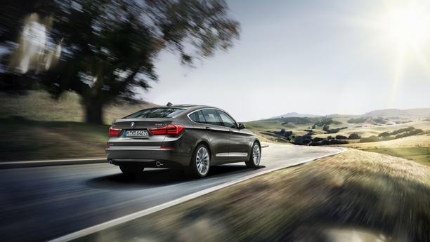 BMW 5er Gran Turismo 2