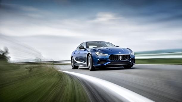 Maserati Ghibli 6