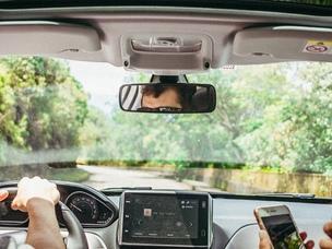 driving trip navi