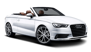 audi a3 cabrio 2d weiss offen 2014