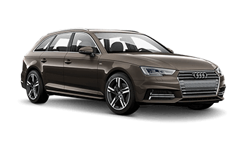audi a4 kombi brown 2016