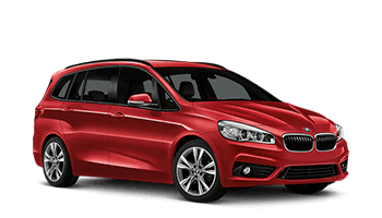 bmw 2er grand tourer rot 2015