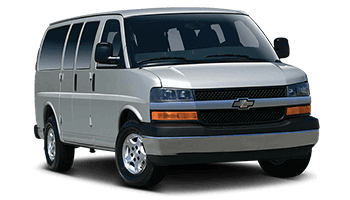 12 15 Passenger Van Rental Sixt Rent A Car