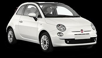 fiat 500 cabrio 2d weiss 2013
