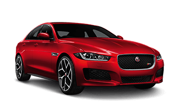 jaguar xe 4d rot 2015