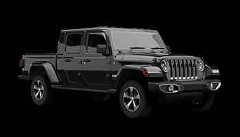jeep gladiator 4d schwarz 2020