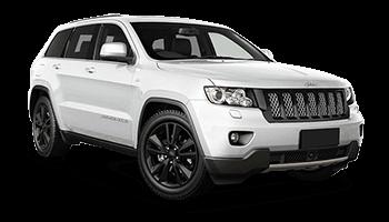 jeep grand cherokee 5d weiss 2012