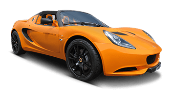 lotus elise 2d orange offen 2014