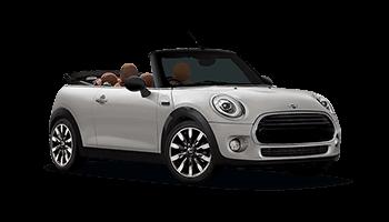 mini cooper cabrio 2d weiss offen 2018