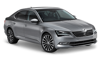 skoda superb 4d grau 2016