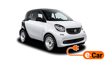 Electric Car Rental in France with SIXT rent a car