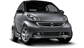 smart for two cabrio 2d grau 2014