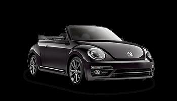 vw beetle cabrio schwarz offen 2017