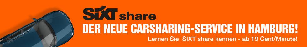 Sixt Carsharing Hamburg