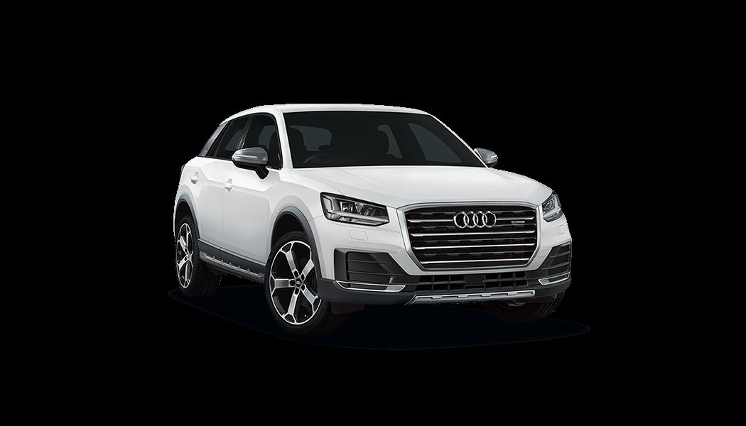 Audi Q2 huren