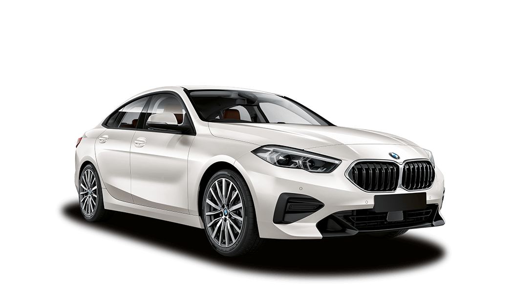 bmw 2er gran coupe weiss 2020
