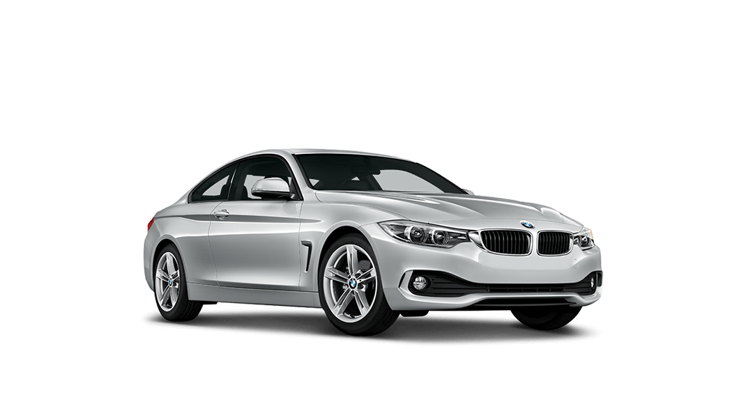 bmw 4er coupe 2d silber 2017