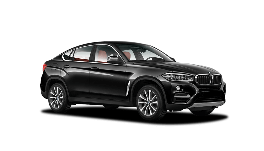 bmw x6 5d suv black 2015
