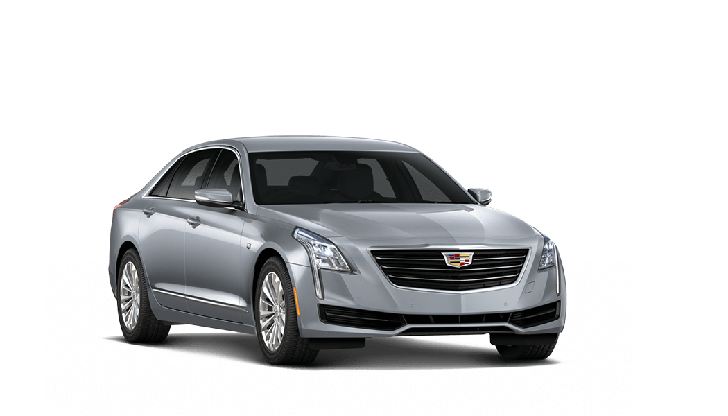 cadillac ct6 4d silber 2018