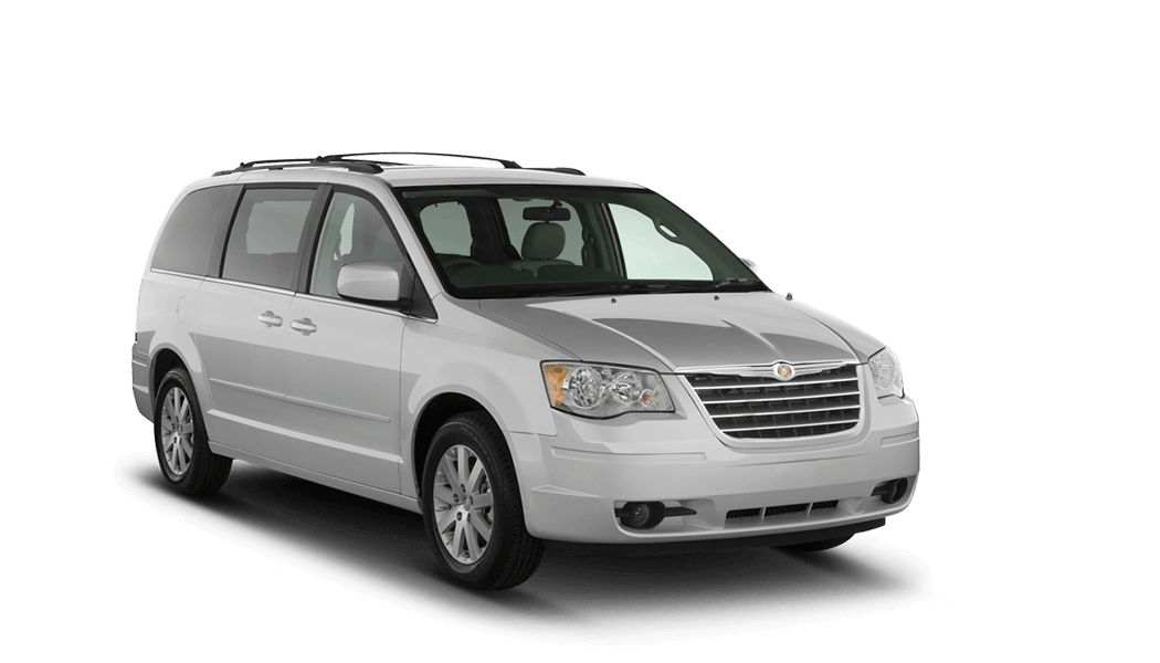 chrysler towncountry 5d weiss 2011