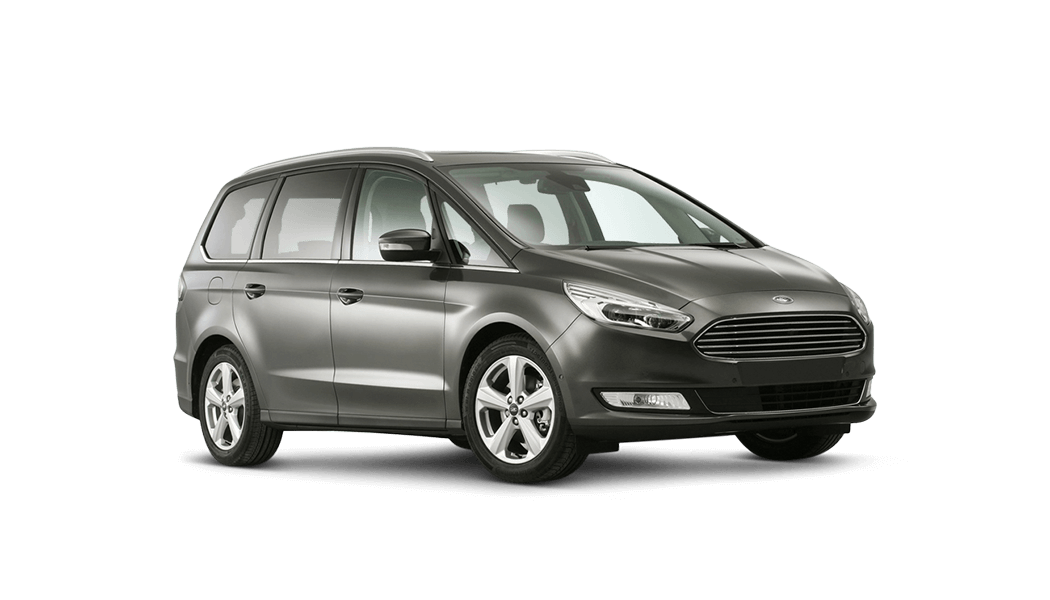 ford galaxy van grau 2015