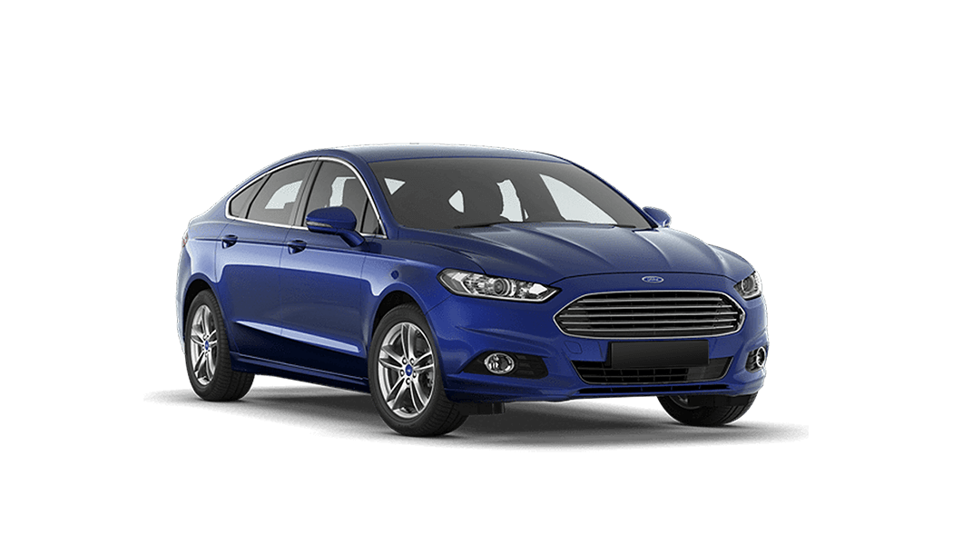 ford mondeo 4d blue 2015