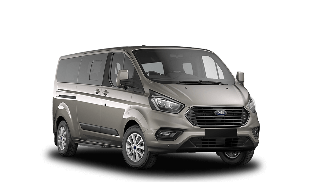 ford tourneo custom 5d silber 2018