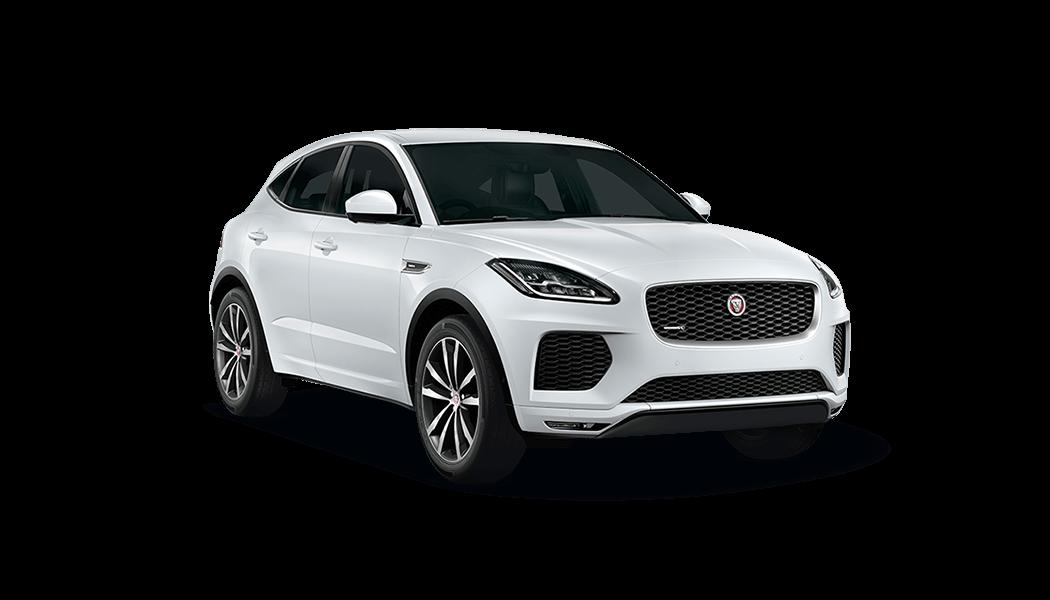 Jaguar E-Pace huren