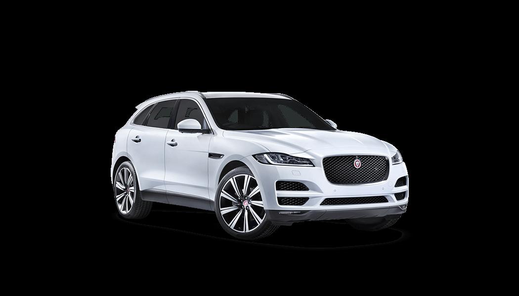 Jaguar F-Pace huren