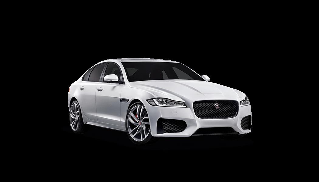 jaguar xf 4d weiss 2015