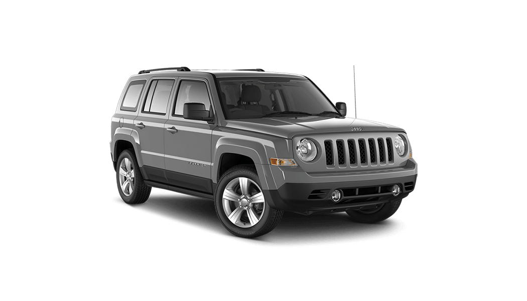 jeep patriot 5d grau 2014