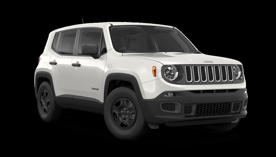 jeep renegade 5d weiss 2018
