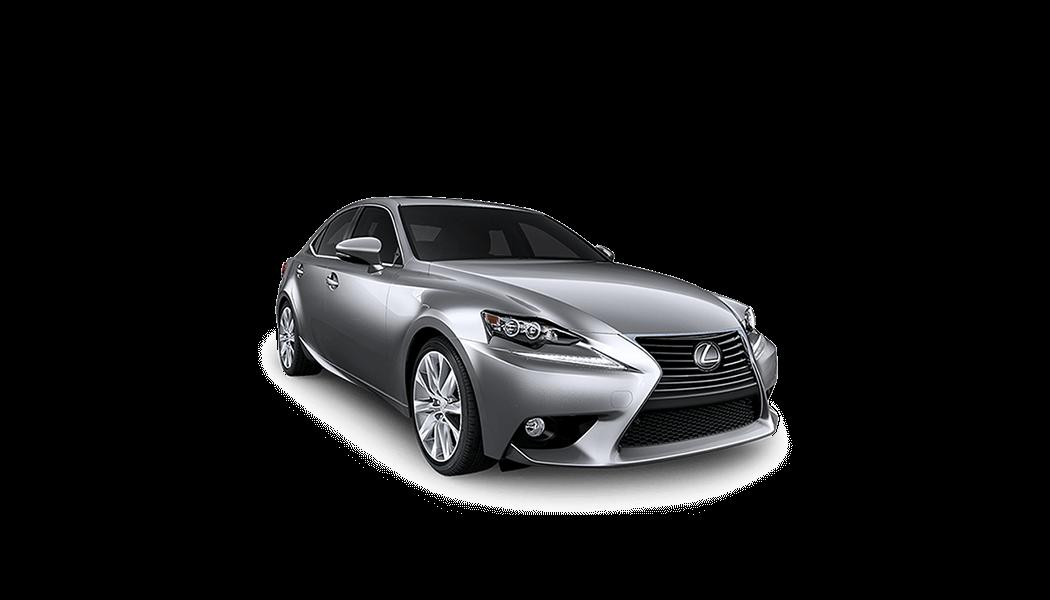lexus is300h 4d grey 2015