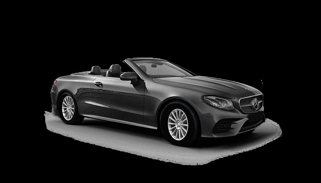 mb e klasse cabrio 2d schwarz offen 2018