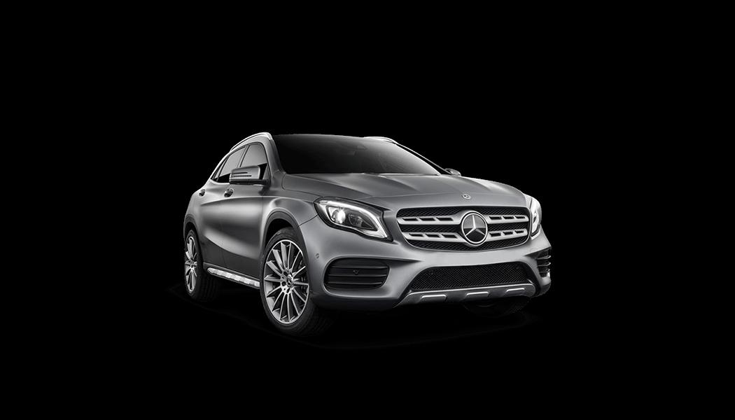 Mercedes-Benz GLA-Klasse mieten